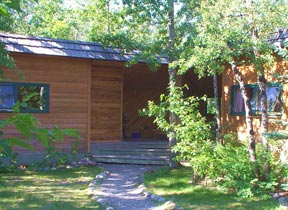 SS cabins