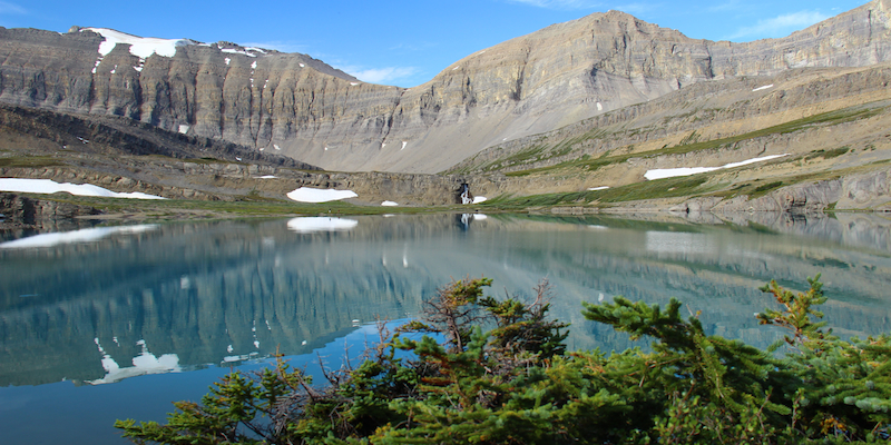 1 other alpine lakes