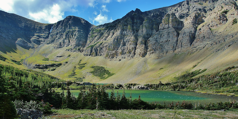 5 other alpine lakes