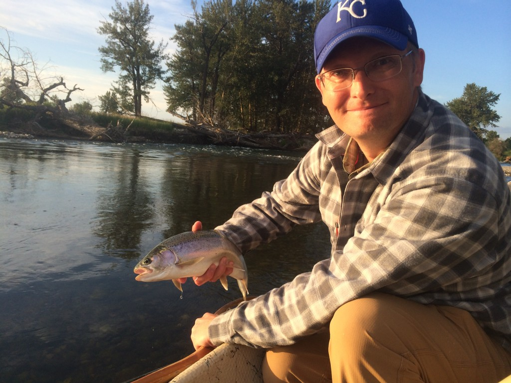 bow river rainbow