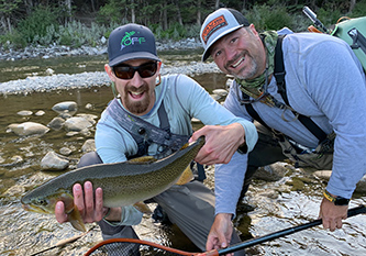 Out Fly Fishing Outfitters Guide George Samaha